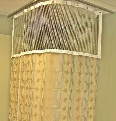 Healthcare Center Privacy Curtains Mooresville Nc